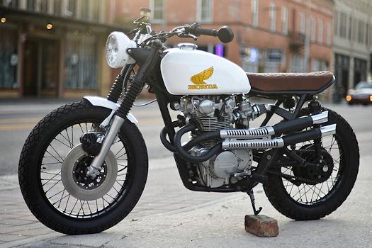 """73 Honda CB450 """" ..."""